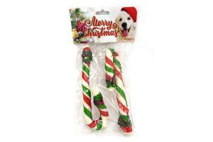 K9 Santa's Merry Christmas kerststok Twisted