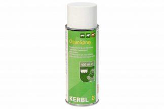 U kunt Kerl Cleanspray perfect gebruiken voor het schoonmaken van uw scheermachines. Reinigt tussen het bovenste en onderste mes en verwijdert haar en vuil.