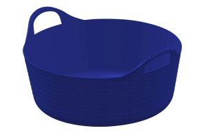 Kerbl FlexBag flexibele voeremmer - 15 liter blauw