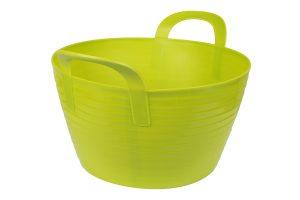 Kerbl FlexBag flexibele voertrog - 12 liter groen