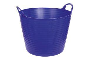 Kerbl FlexBag flexibele voertrog - 28 liter blauw