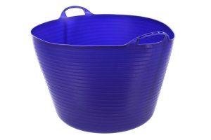 Kerbl FlexBag flexibele voeremmer - 60 liter blauw