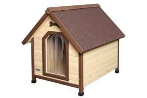 Kerbl hondenhok hondenhuis geisoleerd 4 seizoenen