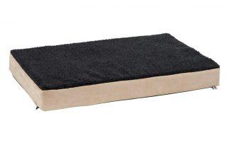 Het Kerbl Memory Foam Mattres is een orthopedisch hondenbed