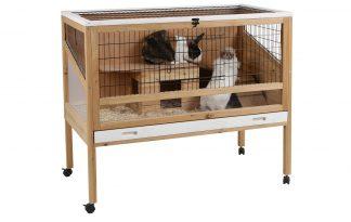Kerbl konijnenhok indoor deluxe
