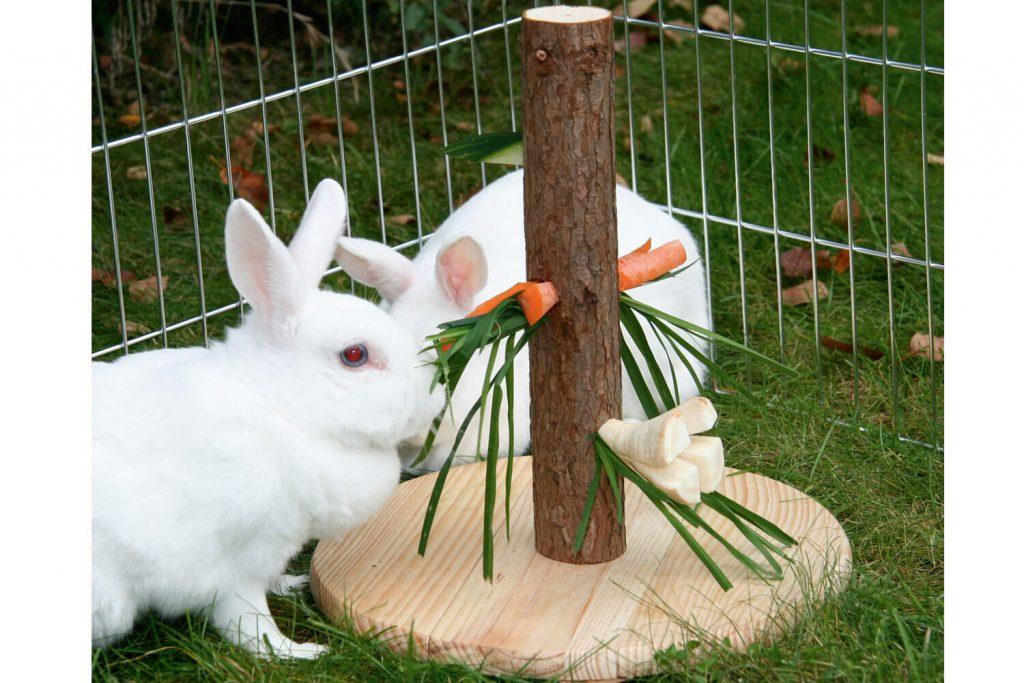 Kerbl voerboom voor konijnen