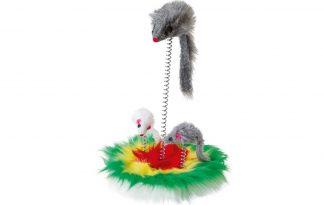 Kerbl muis op veer