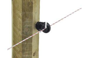 Easy drill ring isolator met doorlopende kern