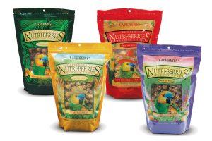 Lafeber Nutri-Berries 1,36 kg 4-mix