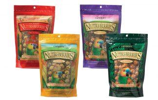 Lafeber Nutri-Berries 284 gram 4-mix