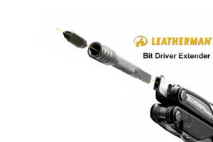 Leatherman Bit Driver Extender verlengstuk