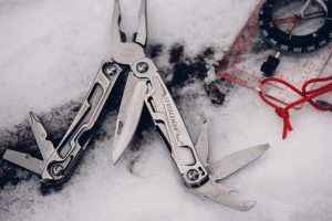 Leatherman Rev multitool