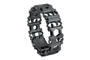 Leatherman Tread RVS Black multitool armband