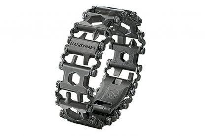 Leatherman Tread RVS Black multitool armband