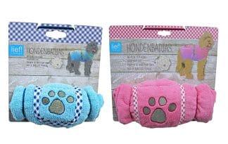 ief! Lifestyle hondenbadjas voor girls of boys