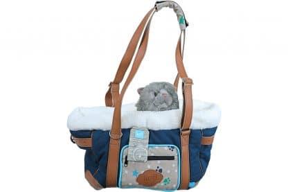 De Lief! Lifestyle vervoerstas is een hoogwaardige en robuuste, waardoor u uw huisdier veilig kan vervoeren