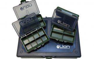Lion Medium Complete Tackle Box