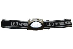 Lion hoofdlamp Rugby 3 LED