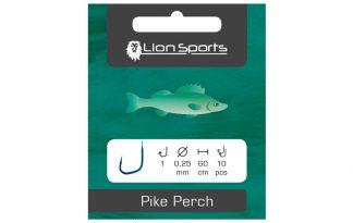 Lion onderlijn Pike Perch