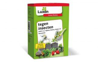 Luxan Delete tegen bladetende insecten