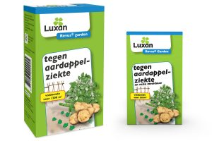 Luxan Revus Garden aardappelziekte