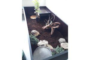 Maatwerk betonplex landschildpaddenbak