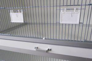 Maatwerk aluminium vogelkooi 04