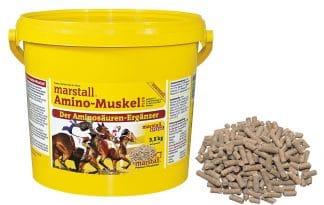 Marstall voedingssupplement Amino-Muskel Plus