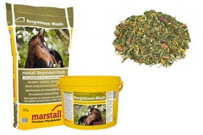 Marstall Graanvrij Bergwiesen-Mash 5 kg 12,5 kg
