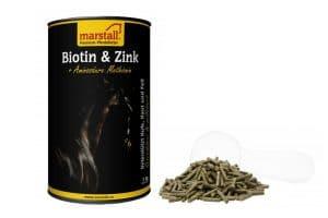 Marstall voedingssupplement Biotin & Zink