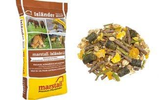 De Marstall Individual Ijslander robuust-muesli 20 kg