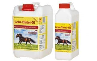 Marstall voedingssupplement Lein-Distel-Olie