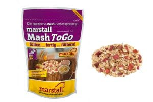 Marstall Plus Mash to go portieverpakking