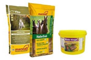 Marstall paardenvoeding