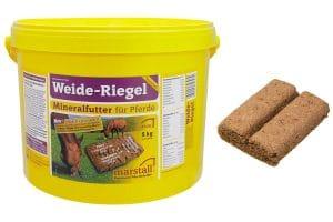 Marstall Plus Weide-Riegel 2 KG