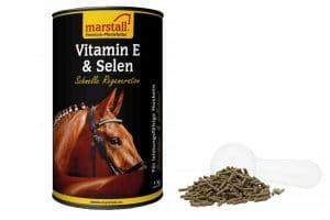 Marstall voedingssupplement Vitamine E & Selen