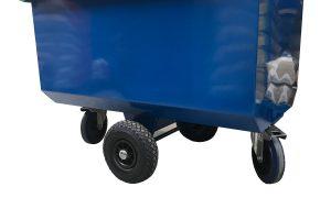 Metalen voerkar Deluxe 275 liter
