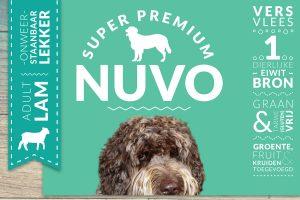 Nuvo Super Premium Adult met verse lam