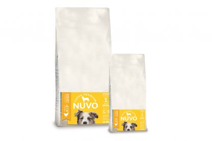 Nuvo Super Premium met verse kip Adult
