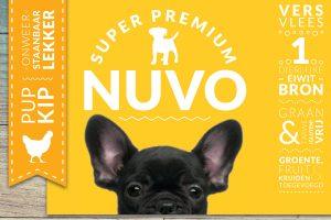 Nuvo Super Premium met verse kip Puppy