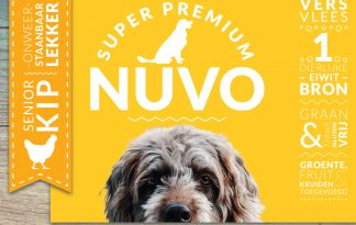 Nuvo Super Premium met verse kip Senior