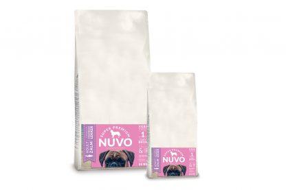 Nuvo Super Premium met verse zalm Adult