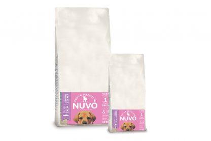 Nuvo Super Premium met verse zalm Puppy