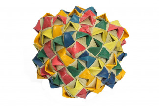 Naturals knaagspeeltje Tumbler multi-color Large