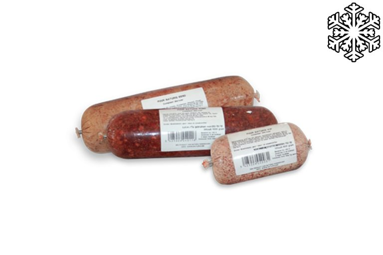 Naturis vleesworst