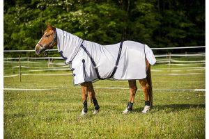 Harry's Horse Norton Combo Mesh deken is een ademende Mesh polyester netdeken welke erg soepel en licht is.