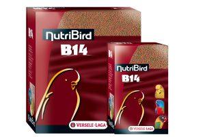 NutriBird B14 parkietenpellets