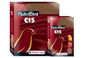 NutriBird C15 kanarie pellets