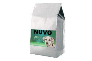 Nuvo Premium Lam en Rijst hondenbrok
