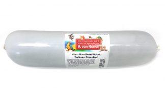 Nuvo Premium houdbare vleesworst Kalkoen Compleet
